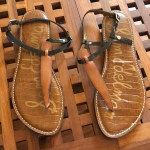 Sam Edelman sandals size 9.5 never worn